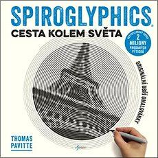 Spiroglyphics Cesta kolem světa: Originální obří omalovánky - Kniha