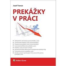 Prekážky v práci - Kniha