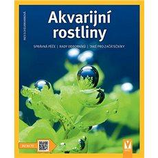 Akvarijní rostliny - Kniha