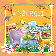 V džungli: Obsahuje 6x puzzle - Kniha