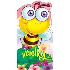 Ako včielky súťažili - Kniha