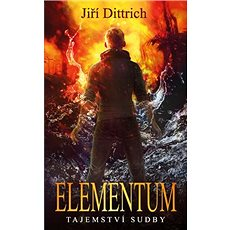 Elementum Tajemství sudby - Kniha