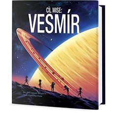 Cíl Mise: Vesmír - Kniha