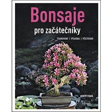 Bonsaje pro začátečníky: Tvarování, výsadba, pěstování - Kniha