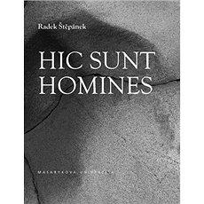 Hic sunt homines - Kniha