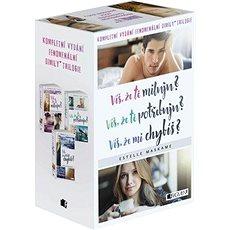 Víš, že… DIMILY trilogie BOX 1-3 - Kniha