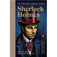 Sherlock Holmes 4: Spomienky na Sherlocka Holmesa - Kniha