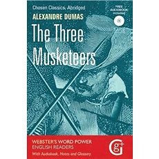 The Three Musketeers: Classic Readers with Audio CD - Kniha