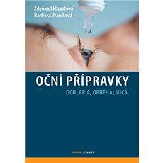 Oční přípravky - Kniha