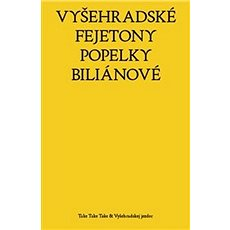 Vyšehradské fejetony Popelky Biliánové - Kniha