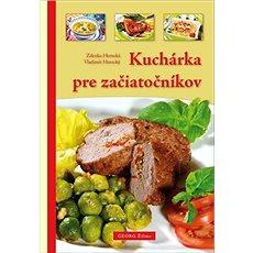Kuchárka pre začiatočníkov - Kniha