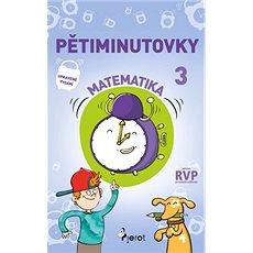 Pětiminutovky Matematika 3 - Kniha