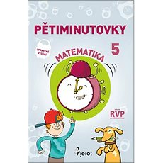 Pětiminutovky Matematika 5 - Kniha