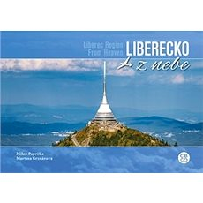 Liberecko z nebe - Kniha