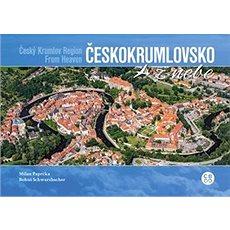 Českokrumlovsko z nebe - Kniha