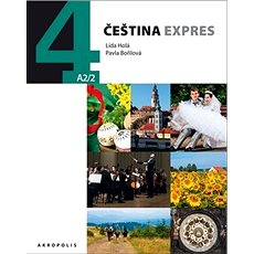 Čeština Expres 4 (A2/2) + CD: ruská verze - Kniha