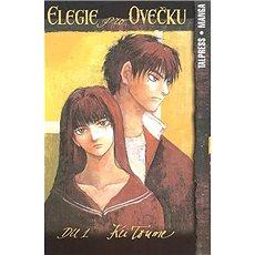 Elegie pro ovečku: Manga - Kniha
