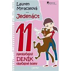 Jedenáct 11: Neobyčejný deník obyčejné holky - Kniha