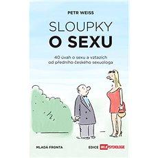 Sloupky o sexu - Kniha