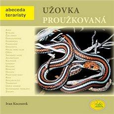 Užovka proužkovaná - Kniha