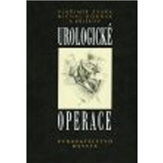Urologické operace - Kniha