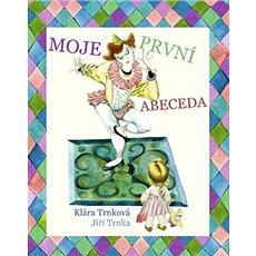 Moje první abeceda - Kniha
