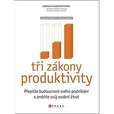 Tři zákony produktivity: Přepište budoucnost svého podnikání a změňte svůj osobní život - Kniha