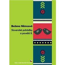Slovenské pohádky a pověsti II. - Kniha