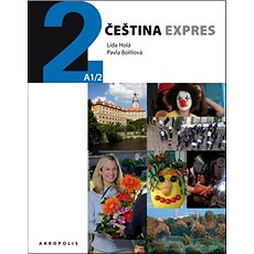 Čeština expres 2 (A1/2) + CD: angličtina - Kniha
