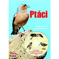 Ptáci + CD - Kniha