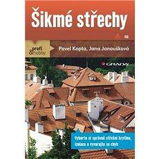 Šikmé střechy - Kniha