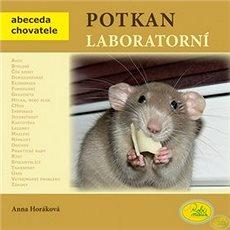 Potkan laboratorní - Kniha