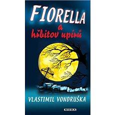 Fiorella a hřbitov upírů - Kniha