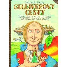 Gulliverovy cesty: převyprávěla Alena Peisertová - Kniha