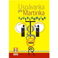 Uspávanka pre Martinka - Kniha