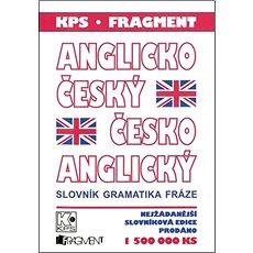 Anglicko-český a česko-anglický slovník - Kniha