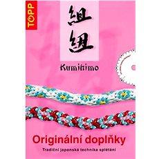 Kumihimo Originální doplňky - Kniha