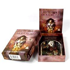 Karty skryté moudrosti: kniha a 44 karet - Kniha