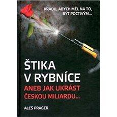 Štika v rybníce aneb Jak ukrást českou miliardu: Kradu, abych měl na to, být poctivým... - Kniha