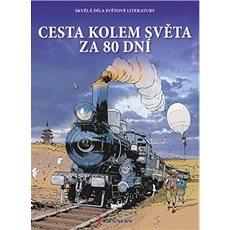 Cesta kolem světa za 80 dní - Kniha