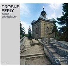 Drobné perly české architektury - Kniha