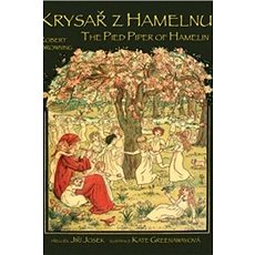 Krysař z Hamelnu/The Pied Piper of Hamelin - Kniha