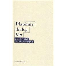 Platónův dialog Ión - Kniha