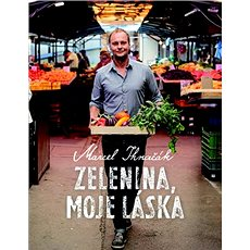 Zelenina, moje láska - Kniha