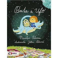 Berta a UFO - Kniha