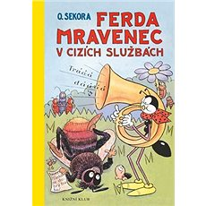 Ferda Mravenec v cizích službách - Kniha