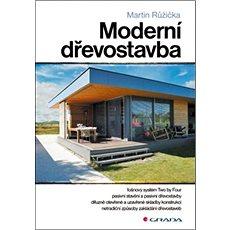 Moderní dřevostavba - Kniha
