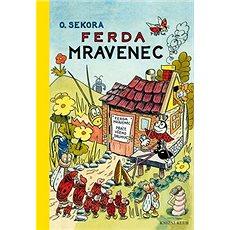 Ferda Mravenec - Kniha