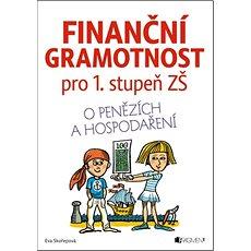 Finanční gramotnost pro 1. stupeň ZŠ - Kniha