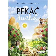 Pekáč buchet - Kniha